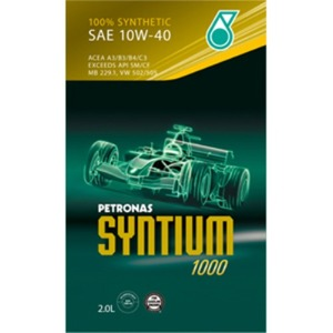 PETRONAS ENGINE OIL 1000 10W40(2L)