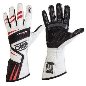 GLOVES TECNICA EVO (2018) WHITE