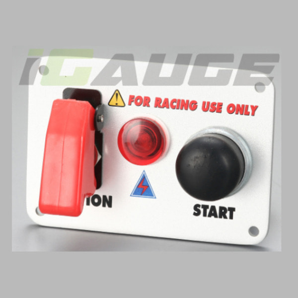 Racing Engine Start Push Button Ignition Switch